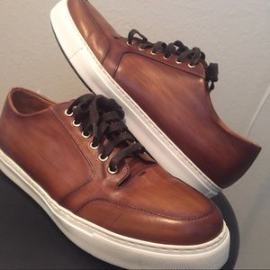 Magnanni Other - Magnanni hand painted sneakers men's 12