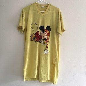 🌺 VINTAGE 🌺 Mickey Mouse Nightshirt