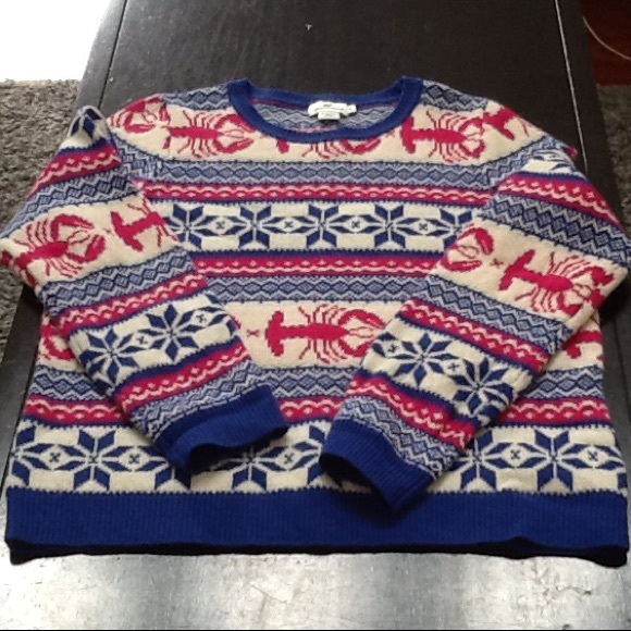 33% off Vineyard Vines Sweaters - Vineyard Vines Fair Isle Lobster ...