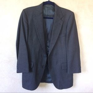 Sears Other - Sears Gray 2 Piece Suit