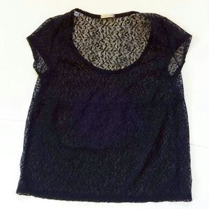 Lux Tops - Festival Style Lux Lace Top