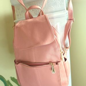 Bossy's Boutique Handbags - CALIFORNIAN STYLE BACKPACK🦋🌴🌻
