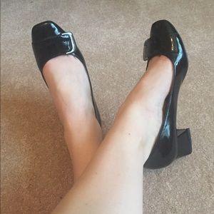 Naturalizer Shoes - Trendy Block Heels