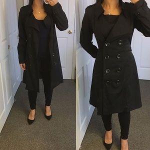 Vertigo Paris Jackets & Blazers - VERTIGO PARIS trench rain coat, perfect condition