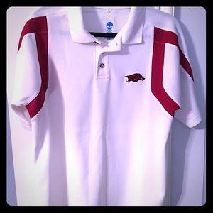 NCAA Other - Arkansas Men's Polo
