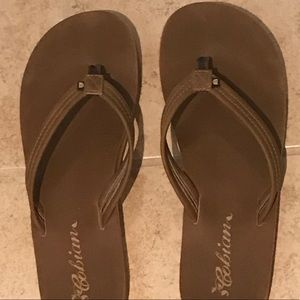 Cobian Shoes - Cobian Rainbow Sandals Dupe