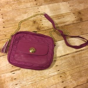 HPSteve Madden NWOT Crossbody with Gold Accents