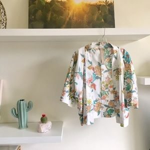 Plum Pretty Sugar Jackets & Blazers - 🌾 Mini Kimono 🌾