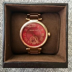 Michael Kors Accessories - Gorgeous Rare Showstopper Michael Kors Watch 😍
