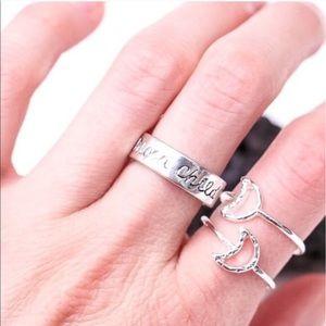 Twilight Gypsy Collective Jewelry - 🦋Moon Child Midi Ring 💍