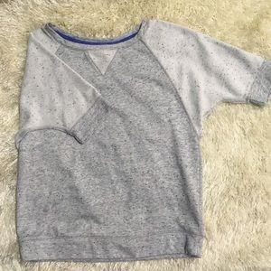 Calvin Klein Tops - Calvin Klein Short Sleeved Sweatshirt