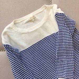 Hi-Lo Hem Knit Sweater