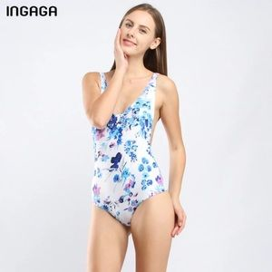 San Lorenzo Other - CUTE FLORAL ONE PIECE SWIMSUIT ! NWT!!