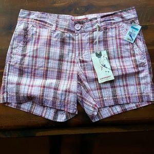 UNIONBAY Pants - Unionbay plaid shorts