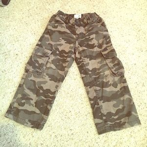 Old Navy Other - Old Navy Boys Camo Pants!