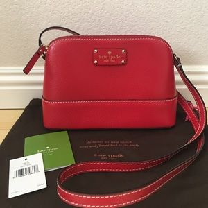 New Kate Spade Wellesley Crossbody Bag!