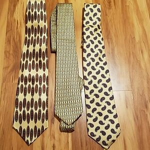 Lord & Taylor Other - STACK MENS TIES!!!