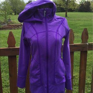 Athleta Jackets & Blazers - Athleta Warm Up Athletic Performance Jacket