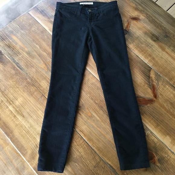 j brand final sale j brand skinny jeans from 39 s closet on poshmark. Black Bedroom Furniture Sets. Home Design Ideas