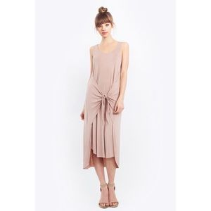 Dresses & Skirts - 🆕Mocha Kylie Knit Dress
