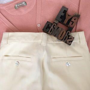 Tommy Bahama Pants - Tommy Bahama 100% Silk Twill Bermuda Shorts