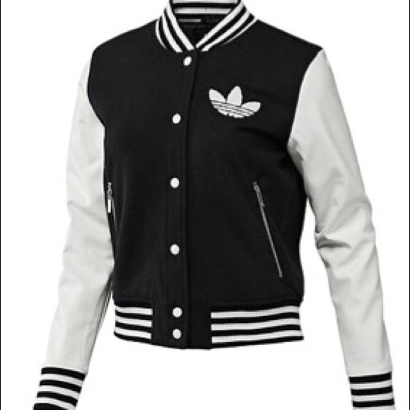 697069007d5 Adidas Jackets & Coats | Varsity Letterman Jacket | Poshmark