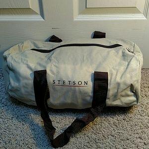Stetson Other - Stetson Khaki Duffel Bag.