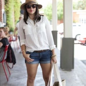 Paige Jeans Pants - PAIGE JEAN SHORTS