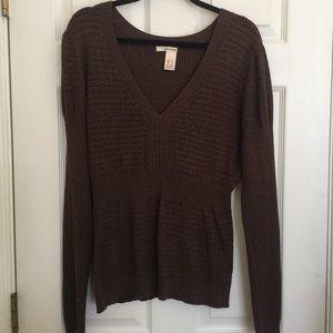 DKNY lightweight sweater top