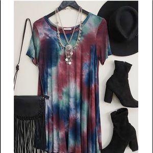 Gypsy Warrior Dresses & Skirts - Eye of The Storm Mini Dress