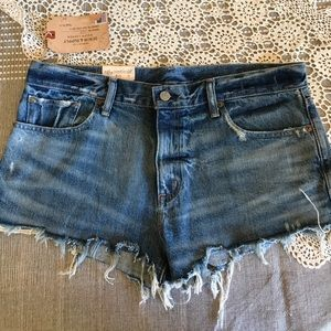 Denim & Supply Ralph Lauren Pants - Denim & Supply Ralph Lauren Blue Cutoff Shorts.B58