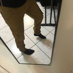 Men's cargo pants skinny