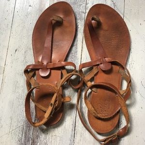Joie Shoes - Joie soft leather sandals