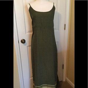 Venezia Dresses & Skirts - Olive Print  Cotton Sundress