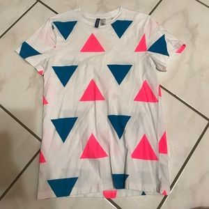 H&m men's small graphic tee