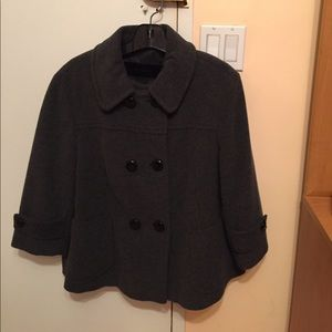 Steilmann Jackets & Blazers - Women's wool pea coat