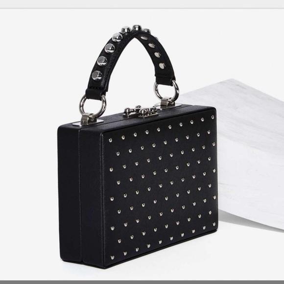 6aabcbe08b5d Nasty Gal Girl Boxx Vegan Leather Crossbody Bag
