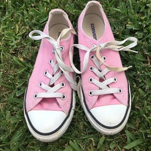 Converse Other - Little Girl's Pink Converse- Size 2