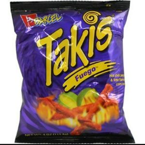 Other - 16 bags of takis fuego 4 oz
