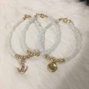 Jewelry - Handmade 3pc beach set
