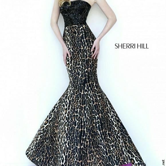 79a1fa098a53 Sherri hill leopard dress 32157. Sherri Hill. M_5901348ad14d7bdf880075ef.  M_5901348b5a49d03c93007aae. M_5901348d2de512508d007236.  M_5901348fa88e7d0075007856