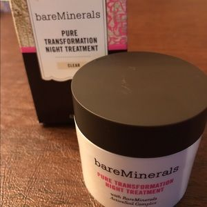 Bare Minerals Pure Transformation Night Treatment