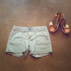 Prana Pants - Prana Striped Shorts