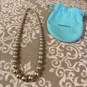 Tiffany & Co. Jewelry - ❤️ Authentic Tiffany & Co Graduated Brad Necklace