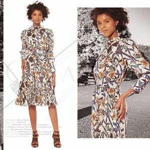 Gracia Dresses & Skirts - Gracia Long Sleeve Belted Dress