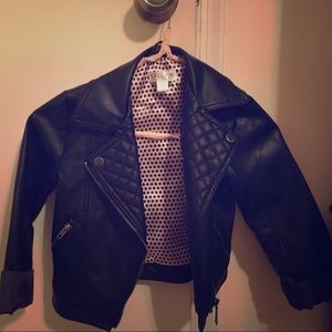 Sally Miller Other - Girls Leather jacket
