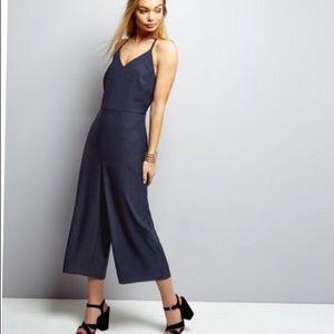 New Look Pants - ASOS New Look Culotte Jumpsuit