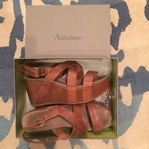 antelope Shoes - Antelope sandals