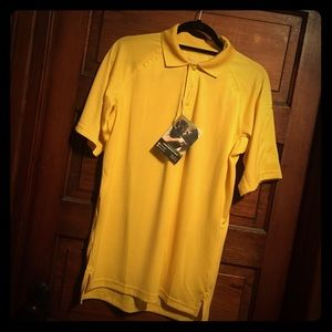 5.11 Tactical Other - NWT 5.11 Tactical Yellow Performance Polo