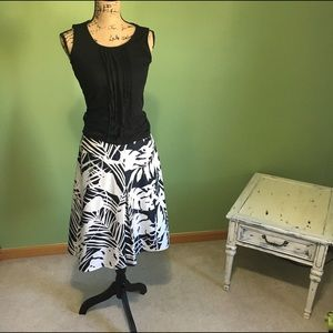 Ann Taylor Dresses & Skirts - Ann Taylor Silk Skirt